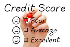 http://www.dreamstime.com/royalty-free-stock-images-poor-credit-score-hand-putting-check-mark-red-marker-evaluation-form-image34523229