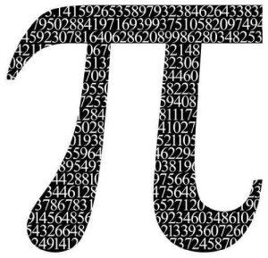 Pi = 3.14159265358979323