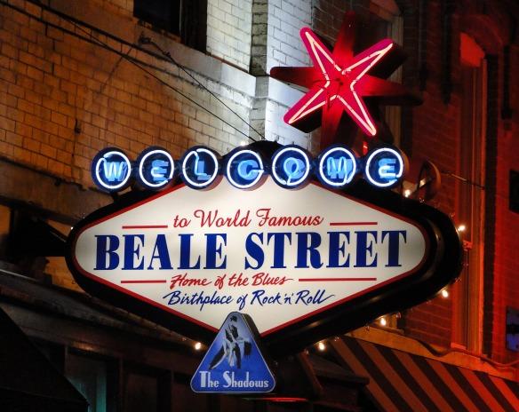 Beale Street, Memphis, Tennessee