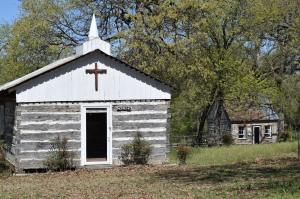 Church and Evans Carpenter Cabin