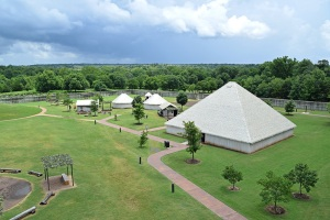 The Chickasaw Village
