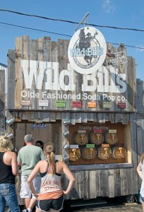 Wild Bills Old Fashioned Soda