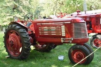 A rare 1938 tractor
