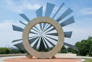 Shattering Silence Sculpture