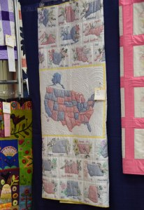 Quilt - USA states