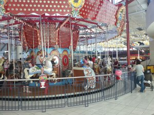The Carousel at Stonebriar