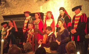 Bunratty_performers
