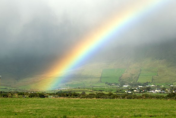 Rainbows in Dingle