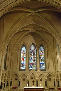 inside Dublin's Christ Church Cathedral
