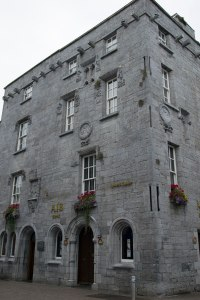 The 16th century Lynch's Castle