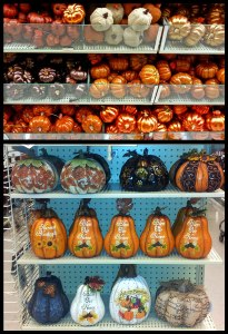Decorator pumpkins