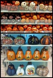 Decorator pumpkins